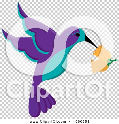 royaltyfree vector clip art illustration of a purple and