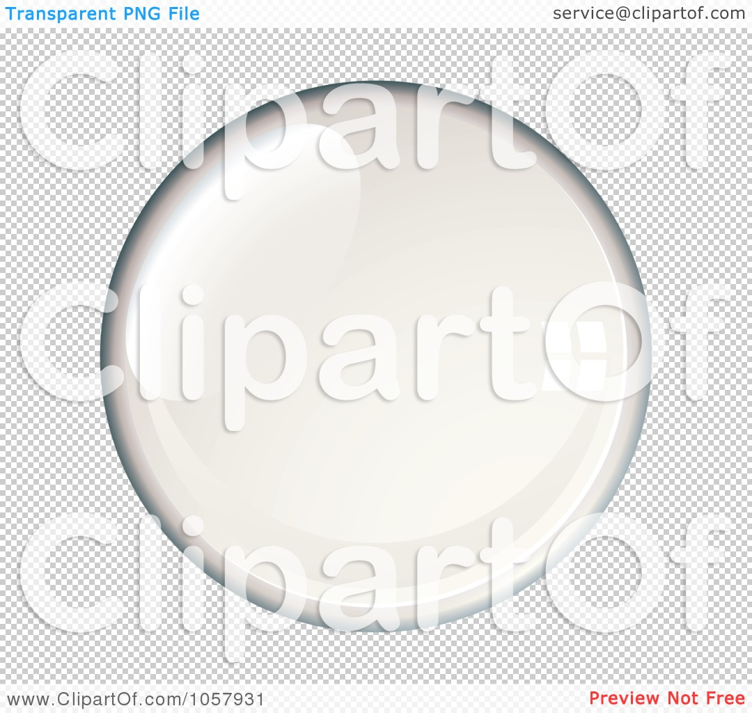 Royalty-Free Vector Clip Art Illustration of a Shiny Water Bubble ...