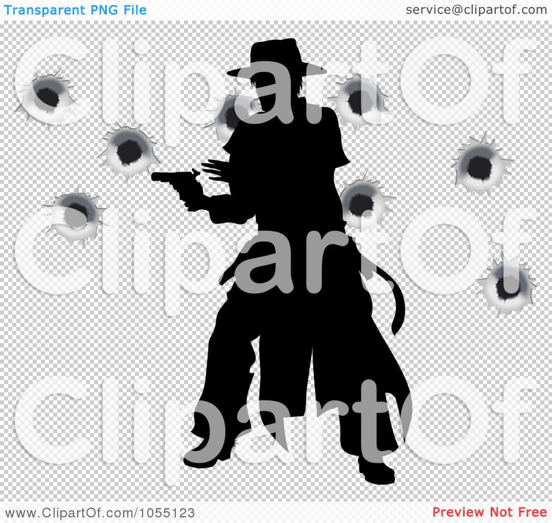 Royalty-Free Vector Clip Art Illustration of a Wild West ...