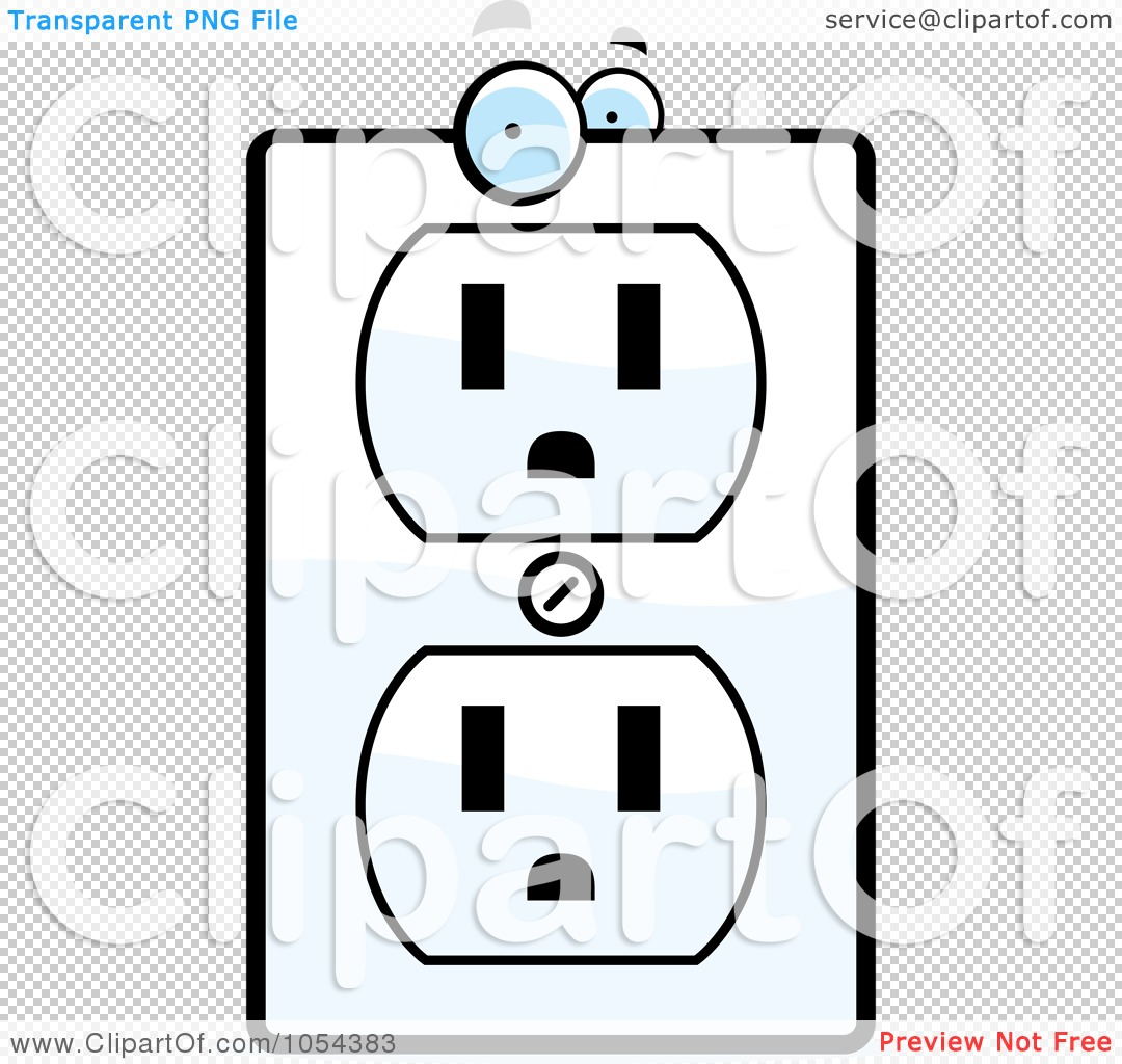 Royalty Free Vector Clip Art Illustration Of An Electrical