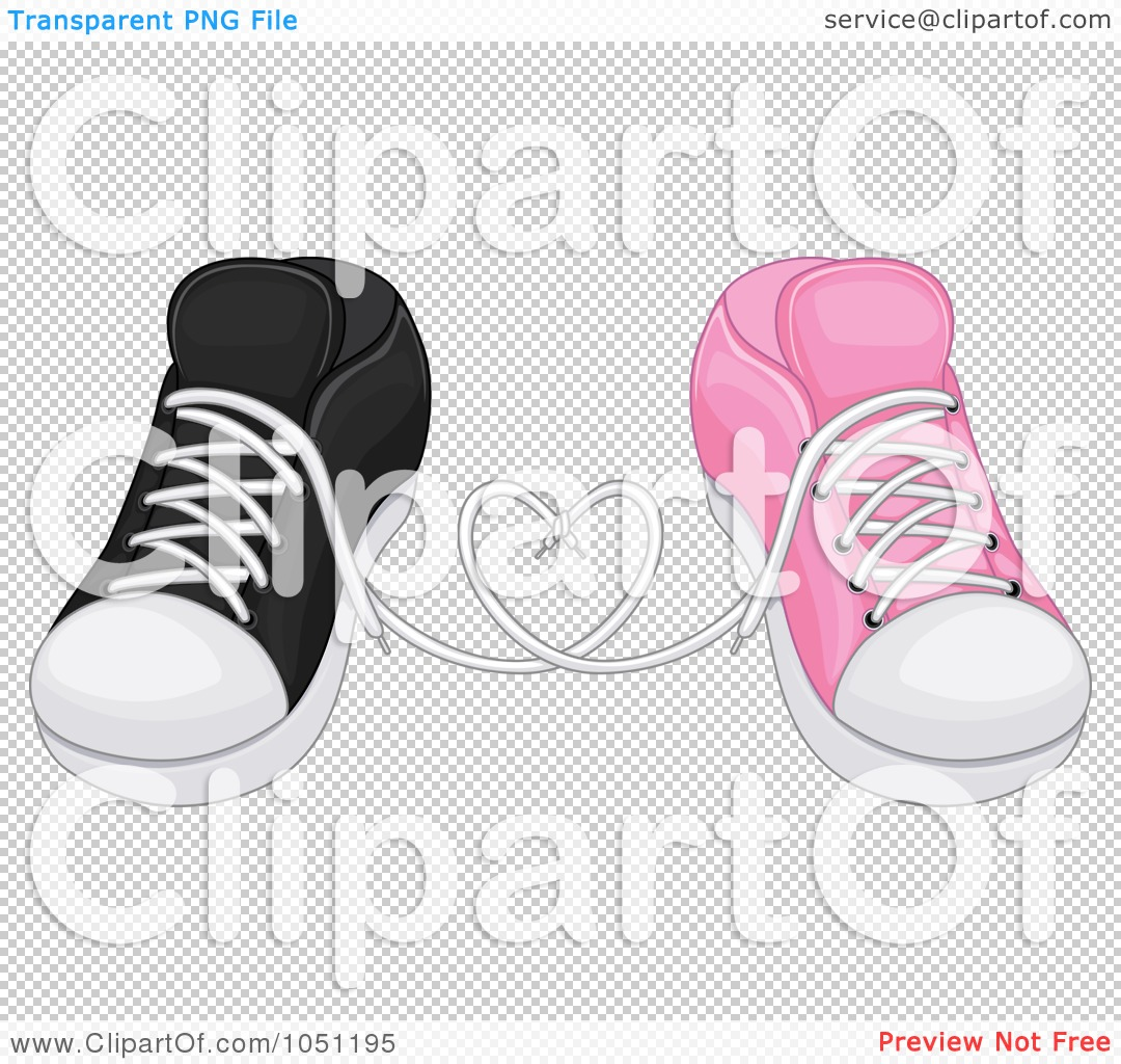 Royalty-Free Vector Clip Art Illustration of His And Hers ...