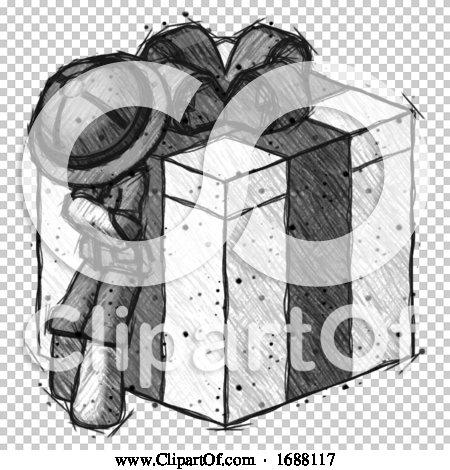 Transparent clip art background preview #COLLC1688117